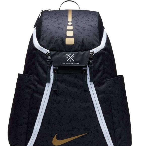 timeless design 91f1d 8fd3b Nike Elite Max Air Team 2.0 Graphic Backpack- NWT